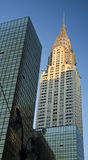 The Chrysler Building Stock Image