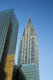 The Chrysler Building Stock Photos
