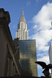 The Chrysler Building Stock Photography