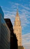 Chrysler byggnad Fotografering för Bildbyråer