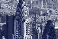 Chrysler byggnad Arkivbild