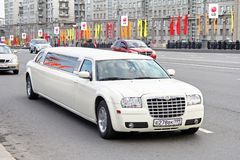 Chrysler 300C Stockbild