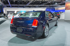 Chrysler 300 C Obrazy Royalty Free
