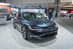 Chrysler 200C 2016 Fotografia Stock