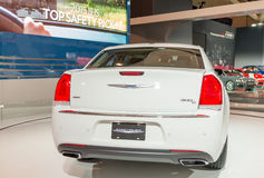 Chrysler 300c in the CIAS Stock Photography
