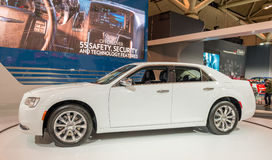 Chrysler 300c in the CIAS Royalty Free Stock Images