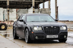 Chrysler 300C Royalty Free Stock Images