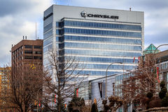 Chrysler Canada Headquarters Royalty Free Stock Photography