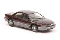 Chrysler Concorde 1993 Royalty Free Stock Photography