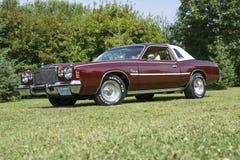Chrysler cordoba Fotografia Royalty Free