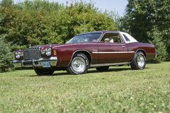 Chrysler cordoba Royalty Free Stock Photography