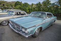 1964 Chrysler 300 Coupe Stock Photos