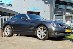 Chrysler Crossfire luxury sports car Stock Photography