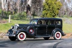 Chrysler CT Sedan 1933 Arkivbilder