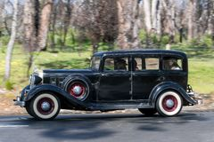 Chrysler CT Sedan 1933 Royaltyfri Bild