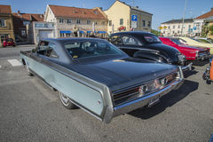 1968 Chrysler 300 2 Door Hardtop Royalty Free Stock Image