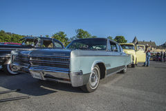 1968 Chrysler 300 2 Door Hardtop Stock Photography