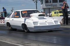 Drag racing Royalty Free Stock Photography