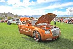 Chrysler fait sur commande 300 Photographie stock