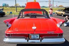 1961 Chrysler 300 G Automobile royalty free stock image