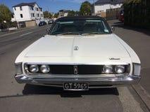 Chrysler gammal tidmätare tappra kungliga 1975 arkivfoto