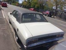 Chrysler gammal tidmätare tappra kungliga 1975 royaltyfri foto
