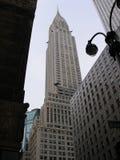Chrysler-Gebäude lizenzfreies stockfoto