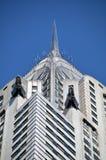 Chrysler-Gebäude stockbilder