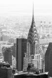 Chrysler-Gebäude in NYC Lizenzfreies Stockfoto