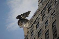 Chrysler-Gebäude Lizenzfreie Stockbilder