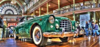 Chrysler Ghia på skärm Royaltyfria Bilder