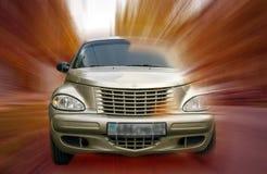 Chrysler halv liter kryssare royaltyfri fotografi