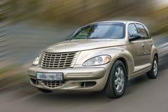 Chrysler halv liter kryssare royaltyfria bilder