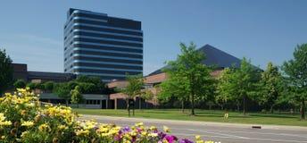 Chrysler Headquarters Stock Photo