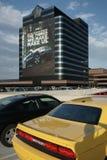 Chrysler Headquarters Royalty Free Stock Image