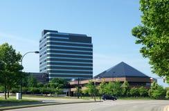 Chrysler Headquarters Stock Image