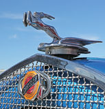 Chrysler 1929 Hood Ornament Immagini Stock