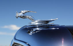 1934 Chrysler Hood Ornament Royalty Free Stock Photography