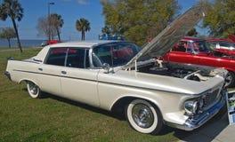 Chrysler 1962 imperialistiska Lebaron Arkivfoto