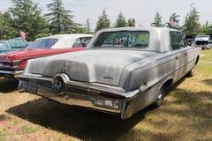 Chrysler imperialistiska LeBaron på skärm Royaltyfri Foto