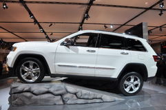 Chrysler Jeep Grand Cherokee Stock Photo