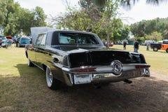 Chrysler Kaiser-1966 auf Anzeige Stockbilder