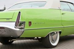 Chrysler 1973 Keizerlebaron stock afbeeldingen