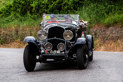 CHRYSLER 75 Le Mans 1929 Immagine Stock Libera da Diritti