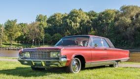 1965 Chrysler Newyorker Royalty-vrije Stock Afbeelding