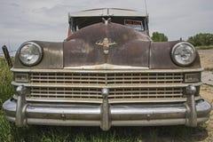 Chrysler 1948 nya Yorker Fotografering för Bildbyråer