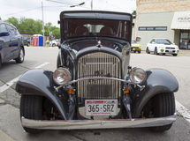 1931 Chrysler Plymouth Car Front View Stock Photos