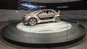 Chrysler portalu pojęcie Zdjęcia Stock
