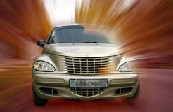 Chrysler PT Cruiser Royalty Free Stock Photography