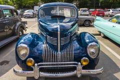 Chrysler 1939 reale Fotografia Stock Libera da Diritti